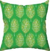 Checkerboard Decorative Throw Pillow