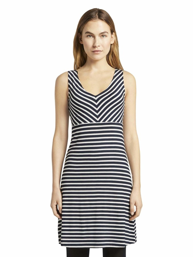 Thumbnail for your product : Tom Tailor Women's Jersey Shirt Dress