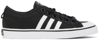 adidas Black Nizza Sneakers