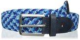 Tommy Hilfiger Men's 35 mm Multi-Color Elastic Belt