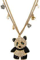 Betsey Johnson Panda Pendant