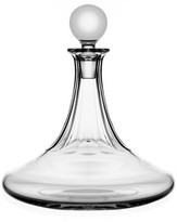 William Yeoward Iona Ships Crystal Decanter