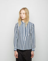 Apiece Apart Maryna Striped Tunic