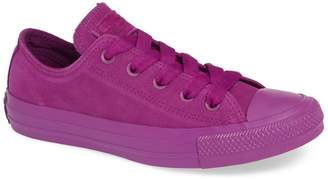 Converse Chuck Taylor All Star Suede Oxford Sneaker (Unisex)