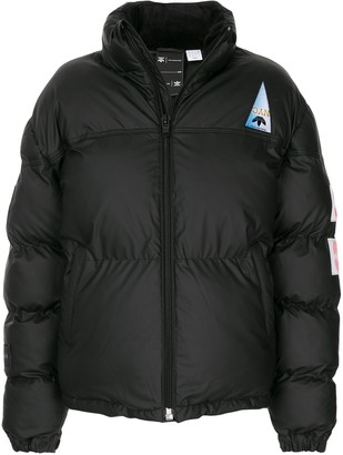 Adidas Originals By Alexander Wang Flex 2 Club puffer jacket