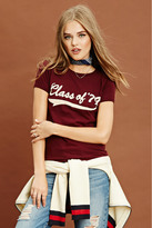 Forever 21 FOREVER 21+ Class of '79 Graphic Tee