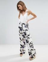 Vero Moda Printed Wide Leg Pant