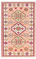 Ecarpetgallery Royal Kazak Hand-Knotted Wool Persian Rug