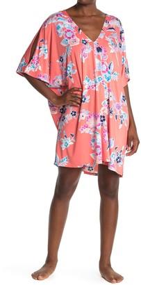 Josie Knit V-Neck Pajama Tunic