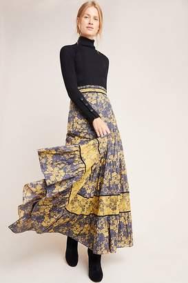 Carolina K. Midnight Maxi Skirt