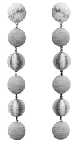 Rebecca de Ravenel Six Drop Skinny Earrings
