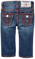 True Religion Straight Fit Jean (Baby Boys)