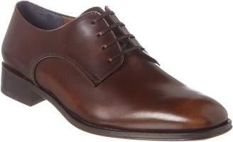 Salvatore Ferragamo Daniel Leather Derby Oxford
