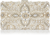 Monsoon Aimee Embellished Box Clutch Bag