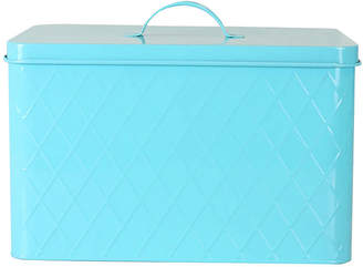 HOME BASICS Home Basics Tin Bread Box