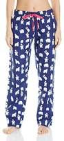 Bottoms Out Women's Cotton Flannel Pajama Pant