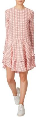 Skin and Threads Dropwaist Frill Dress