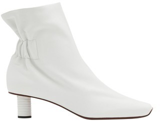 Proenza Schouler Rope heel ankle boots