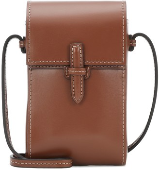 Hunting Season The Pouch leather crossbody bag
