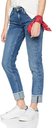 Tommy Hilfiger Women's Rome Rw Rolled Up Ankle F Straight Jeans