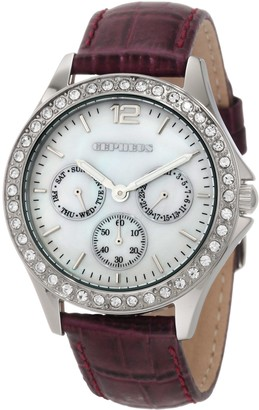 Cepheus Ladies Quartz Watch CP502-488 With Swarovski Crystals