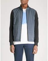 Michael Kors Contrast-front Cotton Jacket