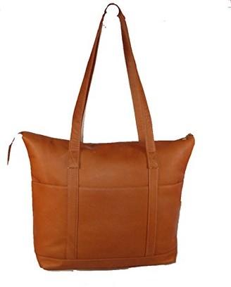 David King & Co. Large Multi Pocket Shopping Tote 583