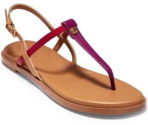 Cole Haan Women's Flora Thong Sandals