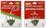National Tree Company Replacement LED Bulbs (Set of 4)