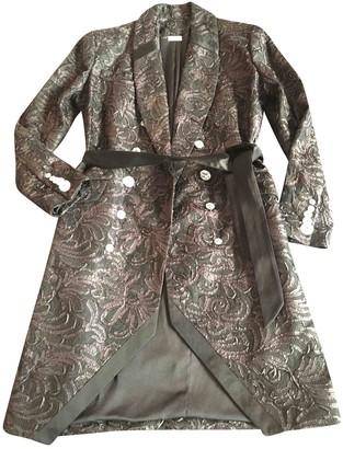 Alexis Mabille Black Lace Dress for Women