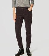 LOFT Tall Modern Skinny Corduroy Pants