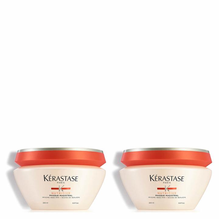 Kérastase Nutritive Masque Magistral 200ml Duo