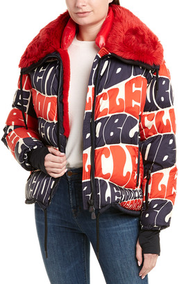 Moncler Plaret Down Coat