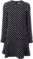 MICHAEL Michael Kors dots print dress - women - Polyester - 2