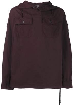 C.P. Company overhead hooded jacket