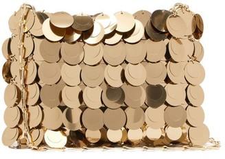 Paco Rabanne Sparkle 1969 Sequinned Shoulder Bag - Gold