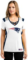 Majestic New England Patriots Draft Me 2016 Women's Shirt