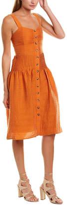 Tularosa Tara Midi Dress