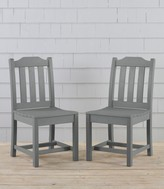 L.L. Bean L.L.Bean All-Weather Armless Dining Chair, Set of Two