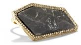 Louise et Cie Cut Stone Ring