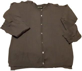 Zadig & Voltaire Grey Cotton Knitwear for Women