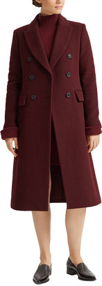Club Monaco Jemma Wool-Blend Coat