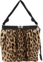 Drape Frame Bag- LEOPARD