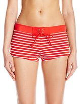 Tommy Hilfiger Women's Swim Short Bikini Bottom
