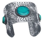 Gottex Dreamer Antique Silver-tone Cuff.