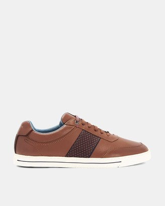 Ted Baker SEYLEN Leather Derby sneakers