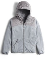 The North Face Girl's 'Haldee' Reversible Hoodie