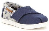 Toms Boys' Bimini Espadrille Boat Shoes