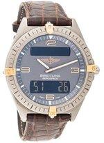 Breitling Aerospace Watch w/ Alligator Strap