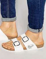 Original Penguin Slip On Sandals